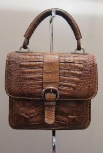 Vintage Kroko Tasche