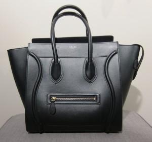 Cèline Mini Luggage Bag,
